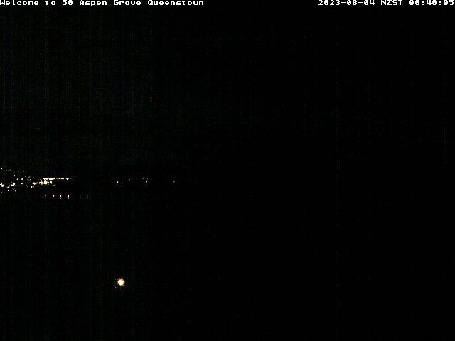 Webcam - 50 Aspen Grove Queenstown
