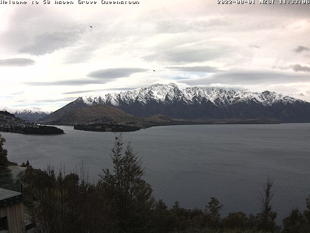Webcam - 50 Aspen Grove Queenstown